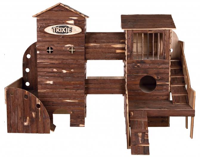 plac zabaw dla szynszyli/królików TRIXIE - bosse