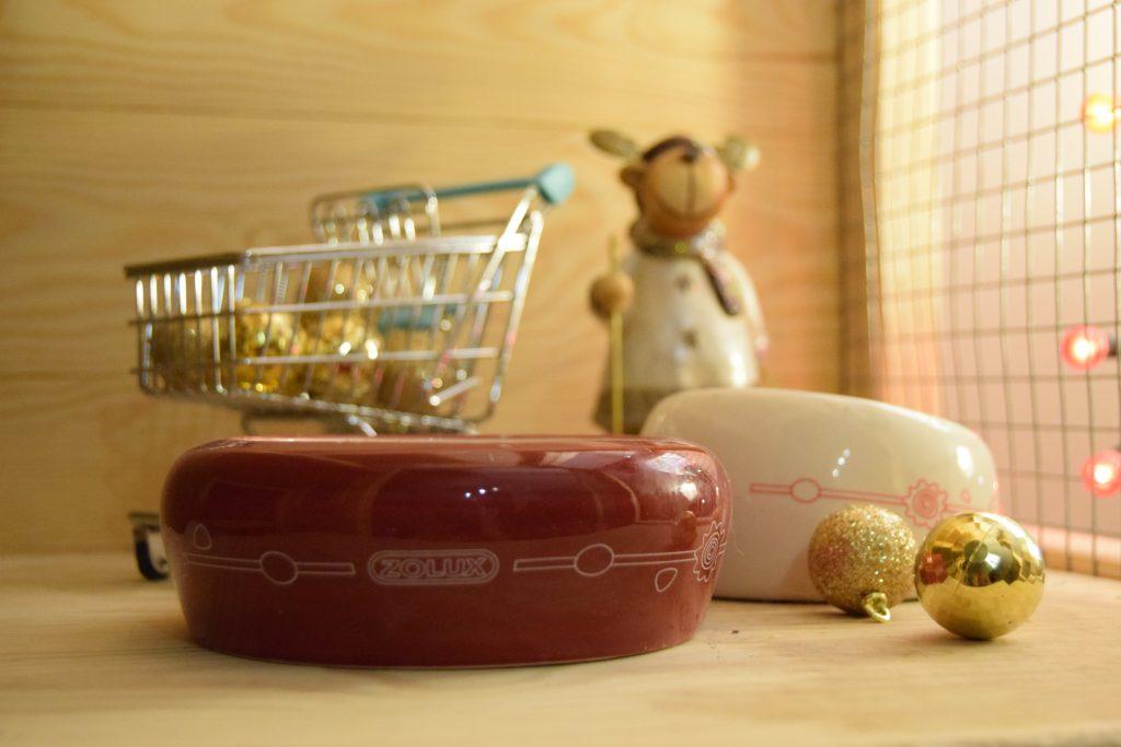Miska ceramiczna dla szynszyli - zolux